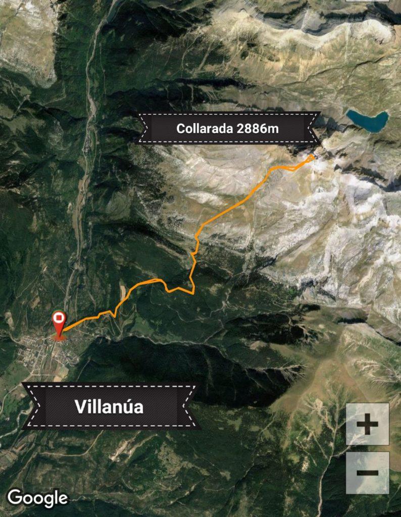 2kv Collarada