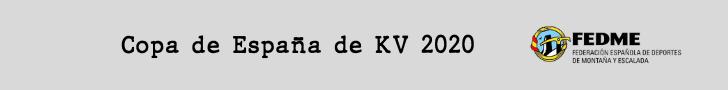 copa de españa de KV 2020
