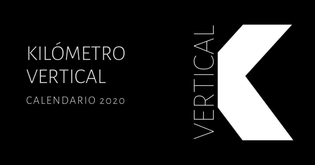 Kilometro Vertical 2020 -KV